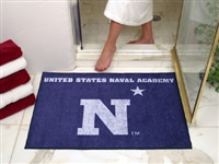 "US Naval Academy All-Star Rug 34""x45"""