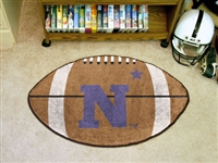 "US Naval Academy Football Rug 22""x35"""