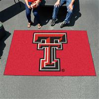 "Texas Tech University Ulti-Mat 59.5""x94.5"""