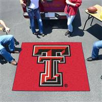 "Texas Tech Red Raiders Tailgater Rug 60""x72"""
