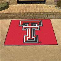 "Texas Tech Red Raiders All-Star Rug 34""x45"""