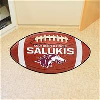 "Southern Illinois University Football Mat 20.5""x32.5"""