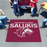 "Southern Illinois Salukis Tailgater Rug 60""x72"""