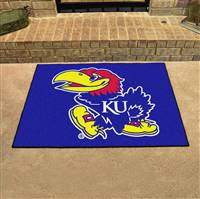 "Kansas Jayhawks All-Star Rug 34""x45"""