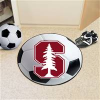 "Stanford University Soccer Ball Mat 27"" diameter"