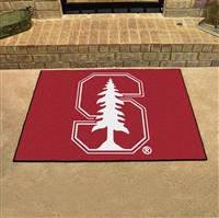 "Stanford Cardinal All-Star Rug 34""x45"""