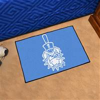 "The Citadel Bulldogs Starter Rug 20""x30"""