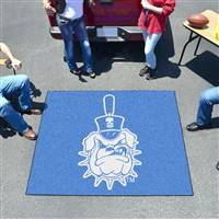 "The Citadel Bulldogs Tailgater Rug 60""x72"""