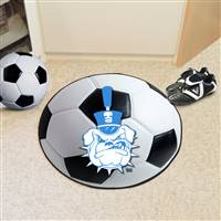 "The Citadel Soccer Ball Mat 27"" diameter"