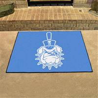 "The Citadel Bulldogs All-Star Rug 34""x45"""