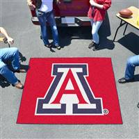 "Arizona Wildcats Tailgater Rug 60""x72"""