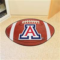 "University of Arizona Football Mat 20.5""x32.5"""