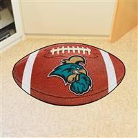 "Coastal Carolina University Football Mat 20.5""x32.5"""