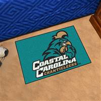 "Coastal Carolina University Starter Mat 19""x30"""