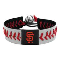 San Francisco Giants Bracelet Reflective Baseball