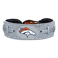 Denver Broncos Bracelet Reflective Football