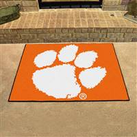 "Clemson All-Star Rugs 34""x45"""