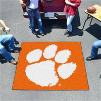 "Clemson Tigers Tailgater Rug 60""x72"""