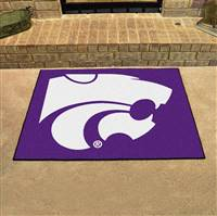 "Kansas State University All-Star Mat 33.75""x42.5"""