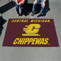 "Central Michigan Chippewas Tailgating Ulti-Mat 60""x96"""