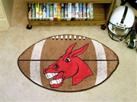 "Central Missouri Football Rug 22""x35"""