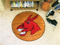 "Central Missouri Basketball Rugs 29"" diameter"
