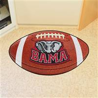 "Alabama Crimson Tide Football Rug 22""x35"""