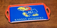 Kansas Jayhawks Melamine Serving Tray