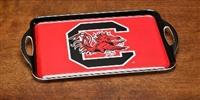 South Carolina Gamecocks Melamine Serving Tray