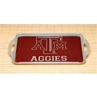 Texas A&M Aggies Melamine Serving Tray