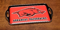Arkansas Razorbacks Melamine Serving Tray
