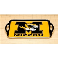Missouri Tigers Melamine Serving Tray