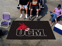 "Central Missouri Mules Ulti-Mat 60"" x 96"""