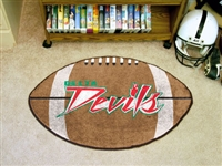 "Mississippi Valley State University Football Rug, 22"" x 35"""