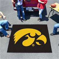 "University of Iowa Tailgater Mat 59.5""x71"""