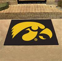 "University of Iowa All-Star Mat 33.75""x42.5"""