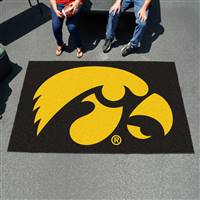 "University of Iowa Ulti-Mat 59.5""x94.5"""