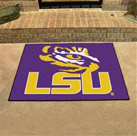 "Louisiana State LSU Tigers All-Star Rug 34""x45"""