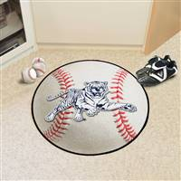 "Jackson State University Baseball Mat 27"" diameter"