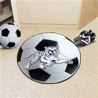"Jackson State University Soccer Ball Mat 27"" diameter"