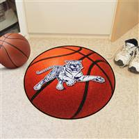 "Jackson State University Basketball Mat 27"" diameter"