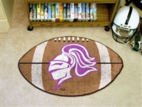"Holy Cross Football Rug 22""x35"""