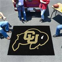 "Colorado BuffaloesTailgater Rug 60""x72"""