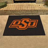 "Oklahoma State Cowboys All-Star Rug 34""x45"""