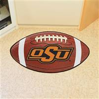 "Oklahoma State University Football Mat 20.5""x32.5"""