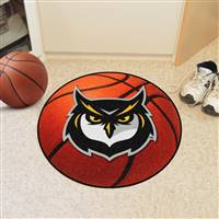 "Kennesaw State University Basketball Mat 27"" diameter"