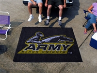 "US Military Academy Tailgater Rug 60""x72"""
