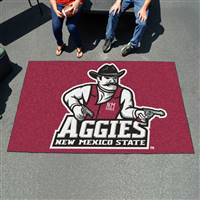 "New Mexico State (NMSU) Aggies Tailgating Ulti-Mat 60""x96"""
