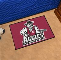 "New Mexico State University Starter Mat 19""x30"""
