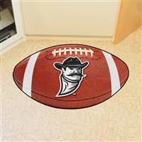 "New Mexico State University Football Mat 20.5""x32.5"""